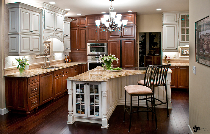 High quality countertops not only add visual appeal to your kitchen, but they're also eco-friendly so you can do your part for the environment. Look for recycled or reclaimed countertop materials whenever possible so you can feel good about your upgrade.