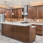 If you're looking at remodeling your kitchen, chances are you're interested in replacing your countertops. Lapitec is suited for applications inside and outside the home, from the kitchen and bathroom to outdoor cooking areas to external cladding and pavers. Its versatility makes it a great choice for more than just countertops.